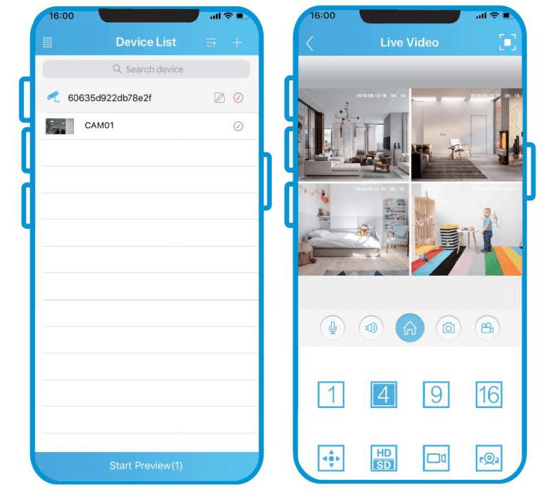 Remote View Via Smart Phone